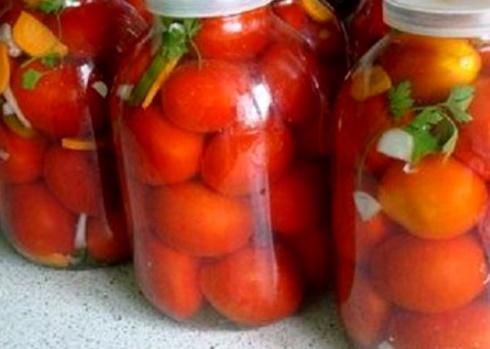 помидоры как бочковые