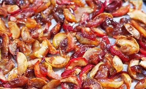 Как хранить сухое яблочное варенье
