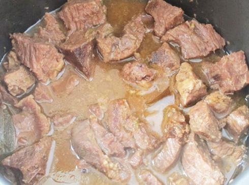 тушенка из говядины в мультиварке