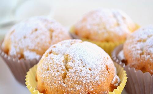Вкусные кексики с вареньем, рецепт и ингредиенты
