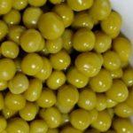 зеленый горошек рецепт