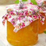 Варенье из тыквы на зиму самые лучшие рецепты