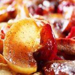 Сухое варенье из яблок в духовке