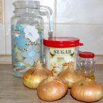 луковое варенье рецепт