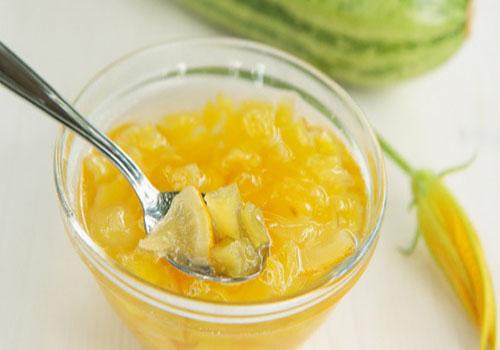 Джем из лайма, тыквы и лимона (холодный способ)