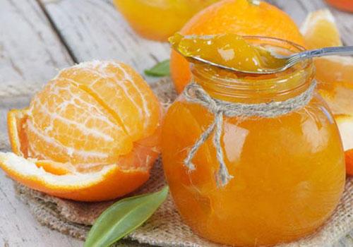 Апельсиновое варенье с имбирем
