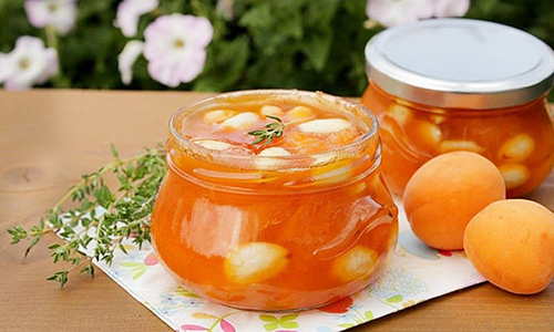 густое варенье из абрикосов на зиму