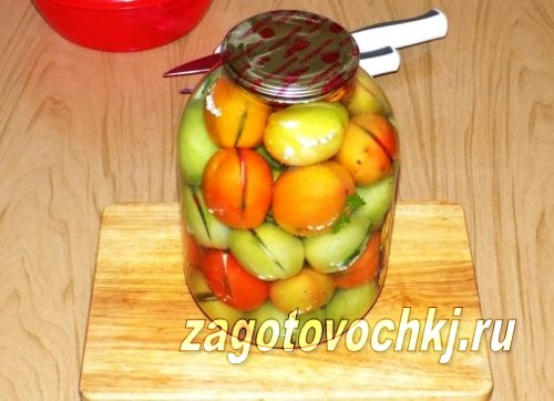 добавить аспирин к бурым помидорам