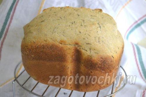 картофельный хлеб в домашних условиях
