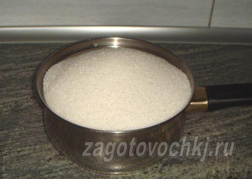 сахар для варенья