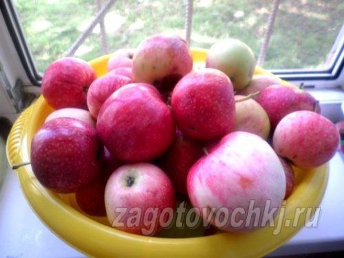 яблоки сладких сортов