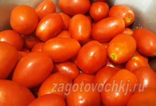 помидоры сливка
