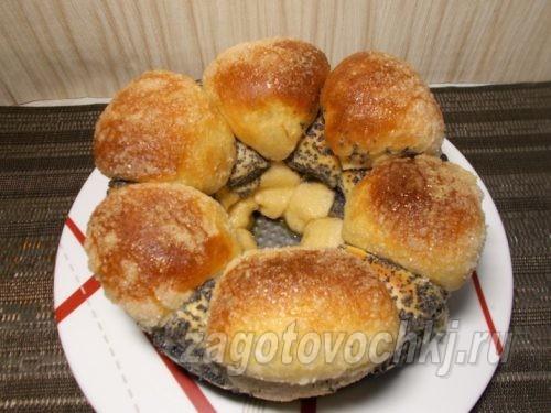 Сладкий обезьяний хлеб