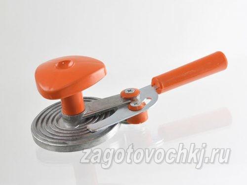 Закаточный ключ с механизмом – «улитка»