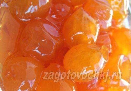 черешневое варенье