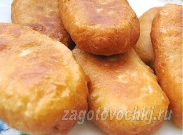 пирожки из черствого хлеба