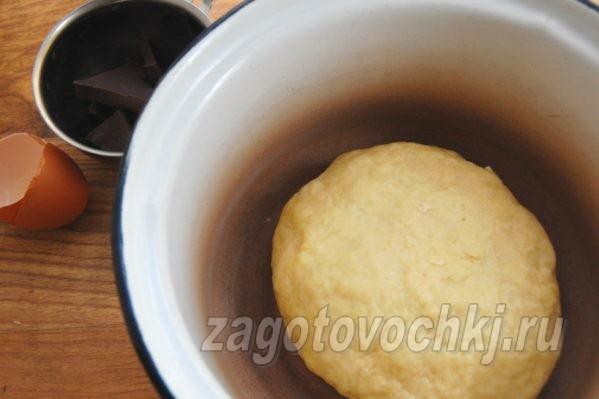тесто для булочек синнабон