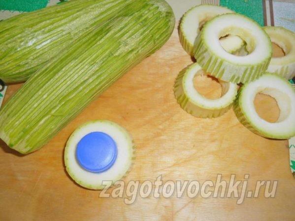 кабачки 3