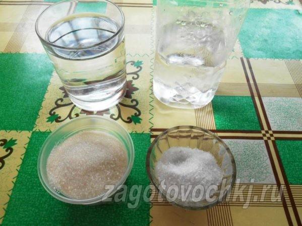 ингредиенты для рассола