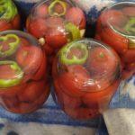 маринованные помидоры 1