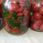 помидоры быстрого приготовления