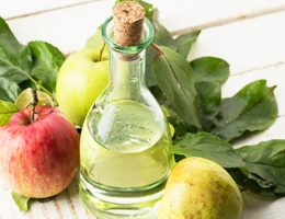 Простой рецепт яблочного уксуса