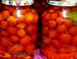 помидоры с семенами горчицы