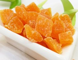 Как сделать цукаты из тыквы